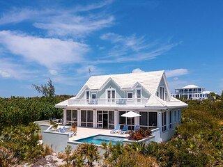 Magnificent Beachfront Villa on Taylor Bay!