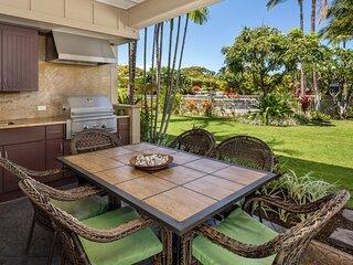 Waikoloa Beach Villas C4.  Hilton Pool Pass included for 2021 and Waikoloa Golf