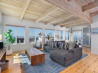 Beach Loft +++Stunning Panoramic Ocean Views