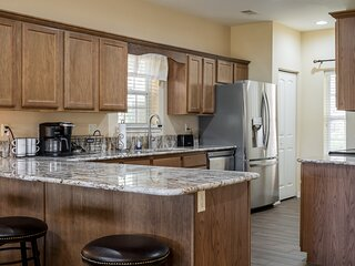 Spacious, Comfortable Golf Condo with Private, Covered Patio