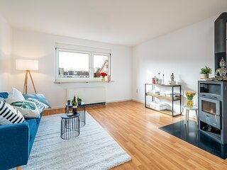 Wunderschöne 80m² große 3-Zimmer City Wohnung nähe Salzburg