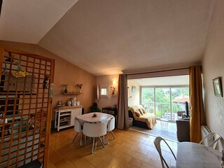 Appartement T2 - Residence avec PISCINE - 4 couchages ARGELES SUR MER
