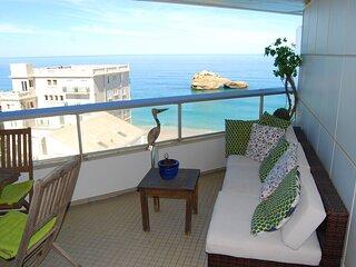 Amazing studio with sea view & Wifi