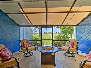 NEW! Bonita Springs Home w/ Terrace on Golf Course