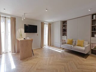 TruStay Apartments London Chelsea - Stylish & Clean Studio Apartment