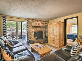 Crested Butte Condo w/ Pool Access: Walk to Slopes