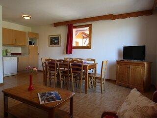 Appartement - 3 pieces - 8 personnes - Puy Saint Vincent 1800