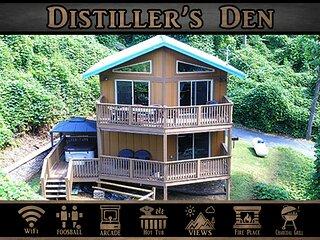 Distiller's Den