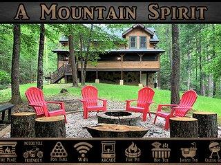 A Mountain Spirit