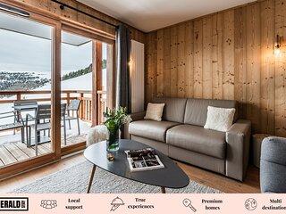 THUJA - Modern Apartment in Luxury Residence