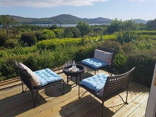 Beautiful Three Bedroom House with Stunning Sea Views on the Wild Atlantic Way