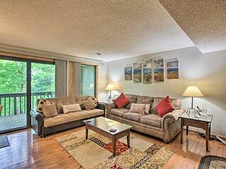 NEW! Wintergreen Resort Condo w/ Private Balcony!