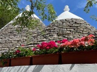 Trullo panoramico, location de vacances à Putignano