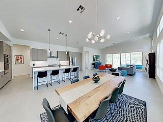 Luxe New-Build at The Huntley | 2,500 Sq Ft with Chef's Kitchen | Pool