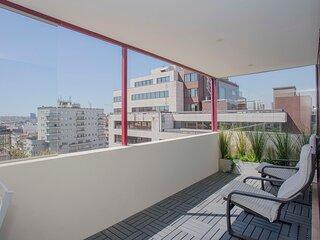 Liiiving in Porto | Invictus Bolhão Terrace II