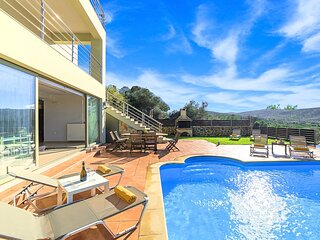 Secret Escape Villa with Heated Pool and Jacuzzi