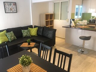 Pleasant, holiday apartment in CULLERA, 10 min. to the beach