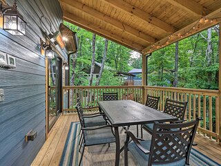 NEW! Sprawling Blowing Rock Escape w/ Home Theater