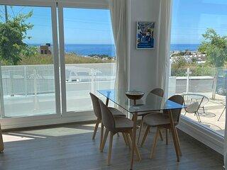 Nueva Villa con piscina privada y vistas al mar