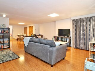 Modern 1BR1BA-Minutes to NYC & DOWNTOWN JC:Parking
