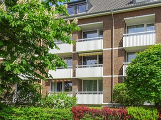 Beautiful apartment in Büsum with WiFi and 1 Bedrooms (DSL101)