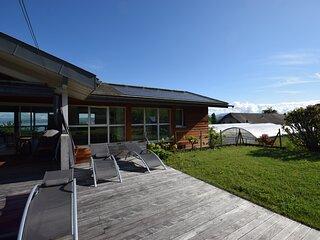 Superbe villa avec terrasse et jardin face au Lac