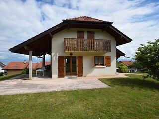 Belle maison sur les hauteurs entre Publier et Evian avec magnifique vue lac