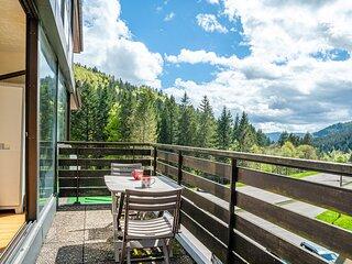Brimbelle - Studio avec balcon au pied des pistes