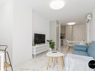 Cozy apartment with wifi in the center of Marbella