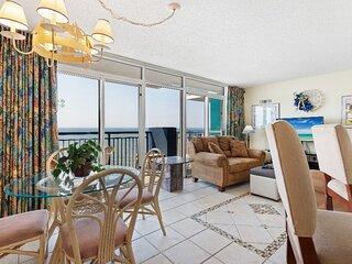 Hosteeva | Stunning Oceanfront Views w Pool | Atlantica Towers Condo
