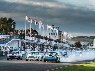 Located an 8 min drive to Goodwood Revival - book now to secure dates!
