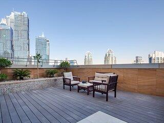Magnificent 3BR in Dubai Marina With Stunning Marina Views