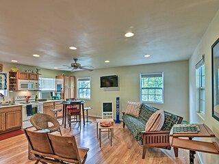 NEW! Cozy Galveston Apartment w/ Private Balcony!