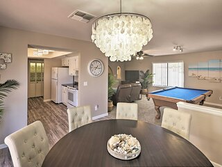 NEW! Ideally Located Desert Oasis Home.