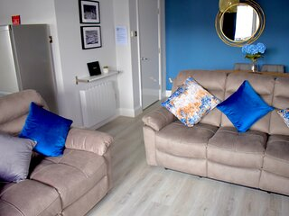 Fantastic apartment close to Ballycastle seafront and town centre
