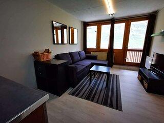 Studio cabine 4 personnes, Résidence Mongie Tourmalet