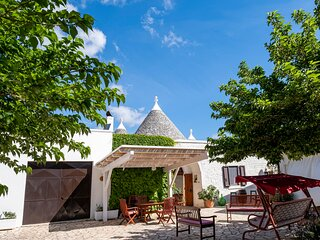 Charming Trullo in Puglia for 5 people