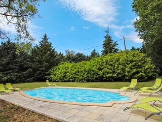 Stunning home in GOULT with Outdoor swimming pool, WiFi and 4 Bedrooms (FPV765)