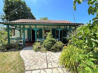 Maison de charme, 2 chambres - 4 personnes, avec jardin tout autour pour un