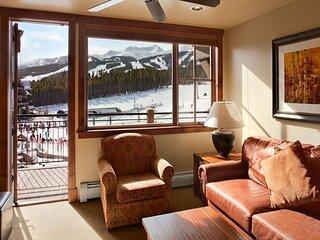 Grand Lodge on Peak 7: Ski in Ski Out Condos with Beautiful Mountain Views