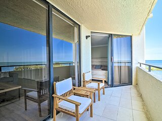 NEW! Waterfront Condo: Resort Pool, Tennis & Beach