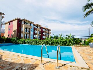 Deluxe 2-Bed Apartment with Swimming Pool