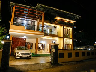 Posh 7 BHK villa at BELLJEM Homes in a housing colony inside city