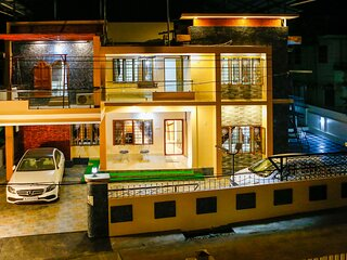 Posh 3 BHK (FF) villa at BELLJEM Homes in a housing colony inside city