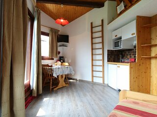 PBD037 Appartement 4 personnes dans quartier Val Cenis Le Haut