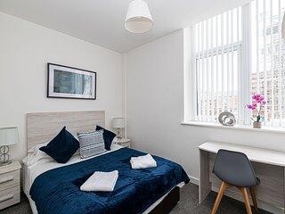 Apt 11 City Suites - 1 bed - City Suites