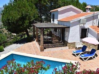 Finca La Jara con piscina privada, Cómpeta , Málaga