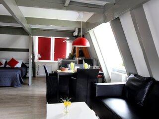 Inviting 2person studio in Egmond aan Zee