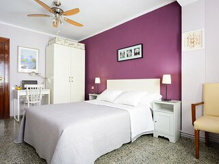 Dormitorio principal, cama de 150cm