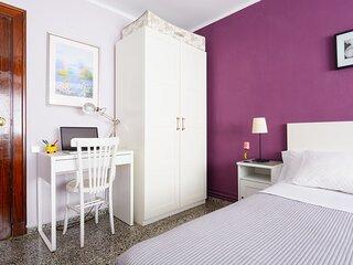 Dormitorio Principal con escritorio
